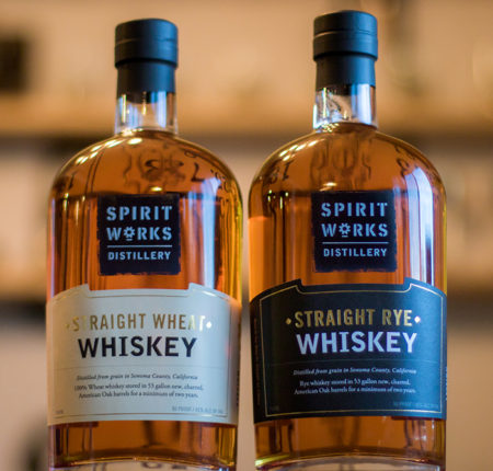 Spirit Works Whiskey