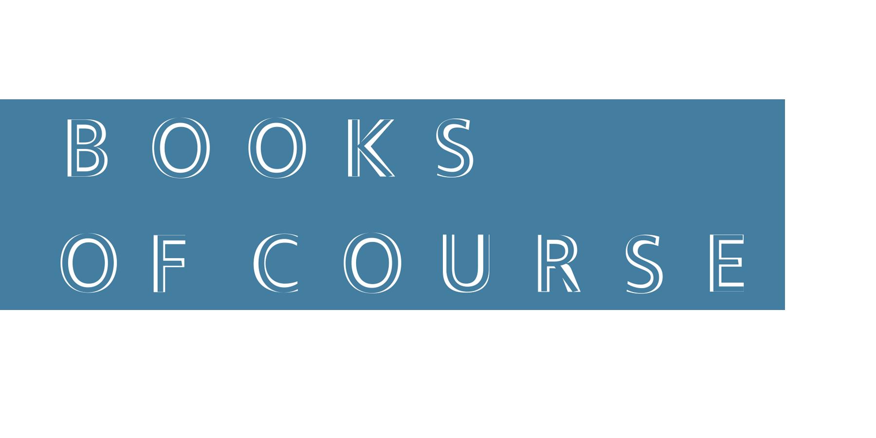 Books of Course Header_Logo